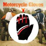 ซื้อ 2016 Best Quality Brand New Gel Full Finger Men Cycling Motorbike Racing Sport Breathable Gloves Xl Red Unbranded Generic