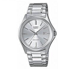 ขาย Casio ซื้อ 1 แถม 1 นาฬิกาข้อมือ รุ่น Mtp 1183A 7A สีเงิน ถูก ใน ปทุมธานี