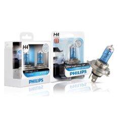 ราคา Philips หลอดไฟรถยนต์ รุ่น Crystalvision H1 Philips ออนไลน์