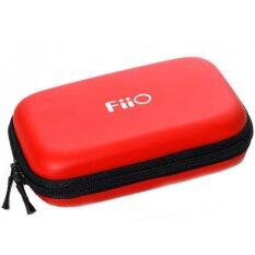 ส่วนลด Fiio Hs7 Carry Case เอนกประสงค์สำหรับ Fiio X5 มือถือ Mp3 หูฟัง สีแดง Fiio ใน สมุทรปราการ