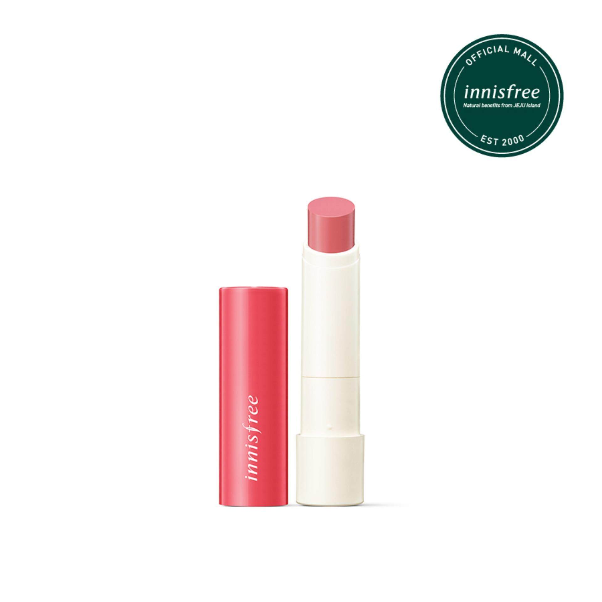 Innisfree Glow Tint Lip Balm No.02 (3.5g) By Innisfree Official Store.