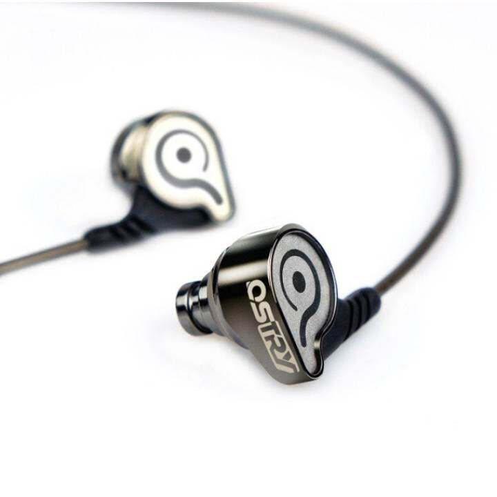 OSTRY KC06 In Ear  สุดยอดหูฟังระดับ High Fidelity Professional Inear Monitor