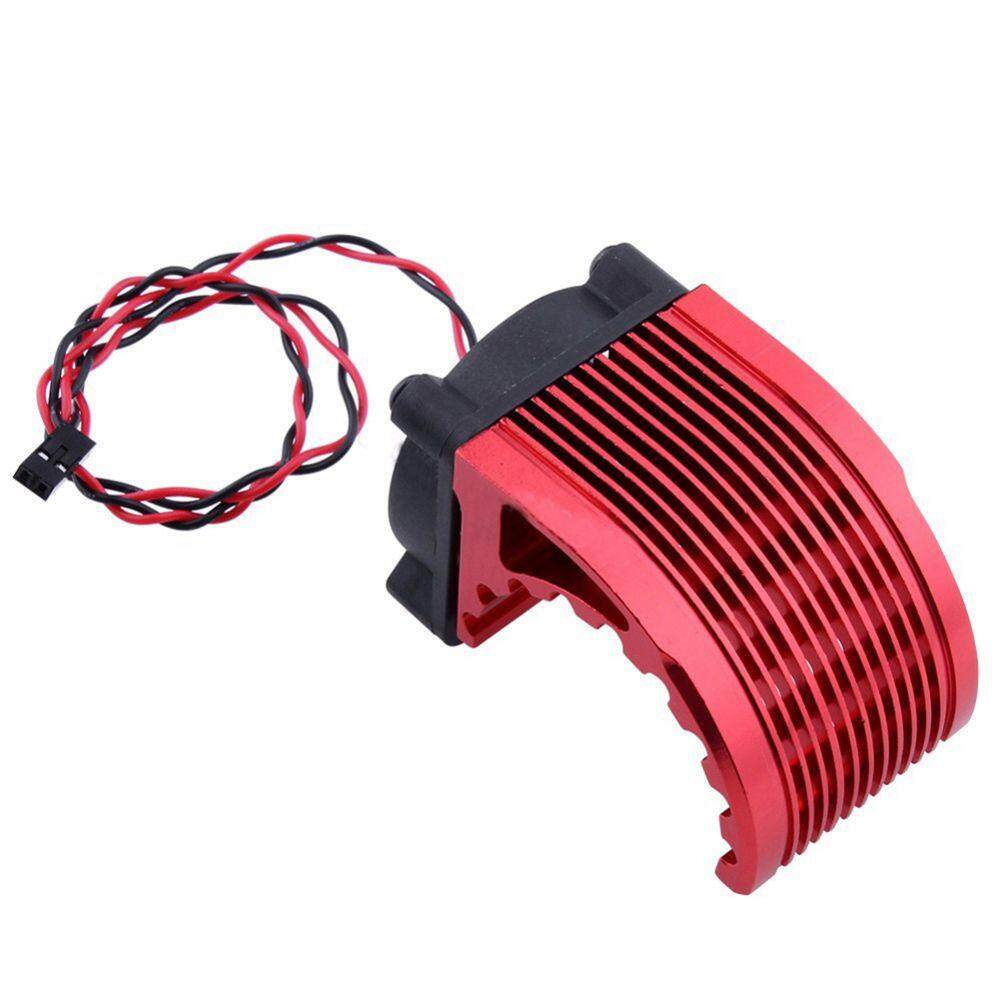 40*40mm Heatsink Fin DC 5V Fan Cooling For Hobbywing Leopard RC Brushless Motor Engine 42mm 1515 812 T8 K80 K82