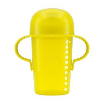 boon แก้วน้ำหัดดื่ม ขนาด10oz SIP (สีเหลือง)