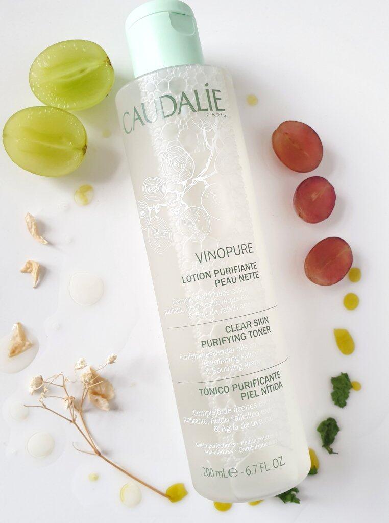 Caudalie Vinopure Clear Skin Purifying Toner 200ml | Lazada.co.th