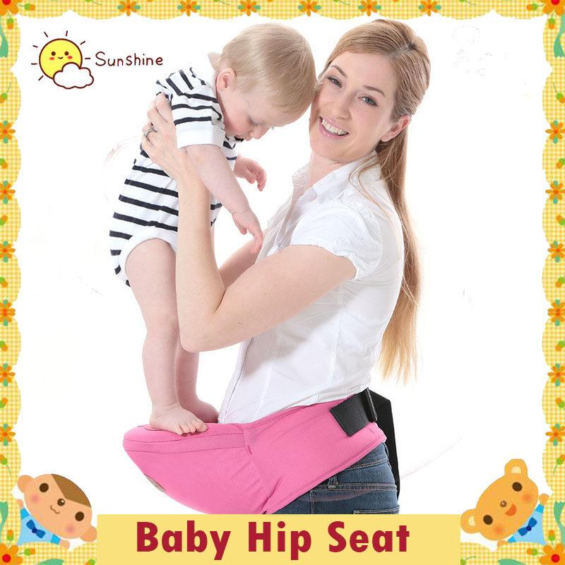 [พร้อมส่ง] เป้อุ้มเด็ก เครื่องใช้ทารก เป้อุ้มเด็กนั่ง เอวเข็มขัด เป้สะพายเด็ก ที่นั่งเด็ก Baby Carrier Waist Stools Walkers Baby Waist Waist Belt Backpack Wrap Belt Infant Kids Hip Seat.