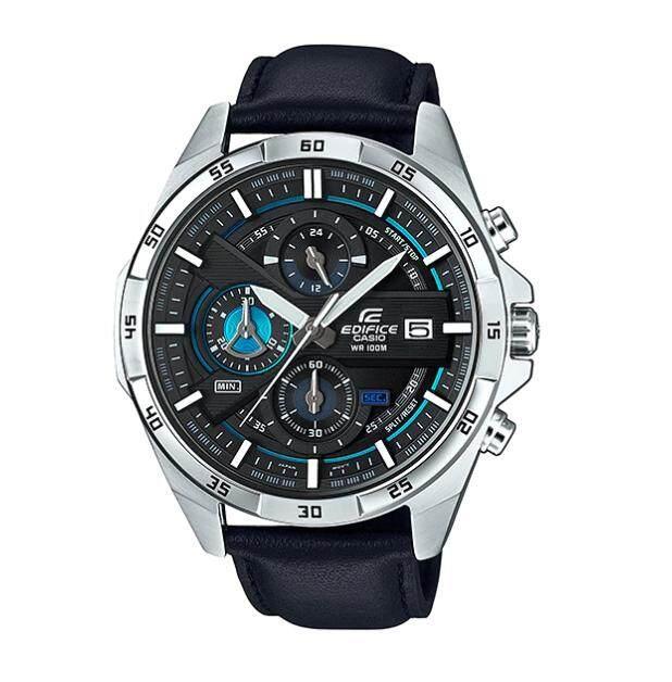 Casio Edifice รุ่น Efr-556l-1av สินค้าขายดี นาฬิกาข้อมือผู้ชาย สายสแตนเลส (สินค้าใหม่ล่าสุด) By Tim Time.