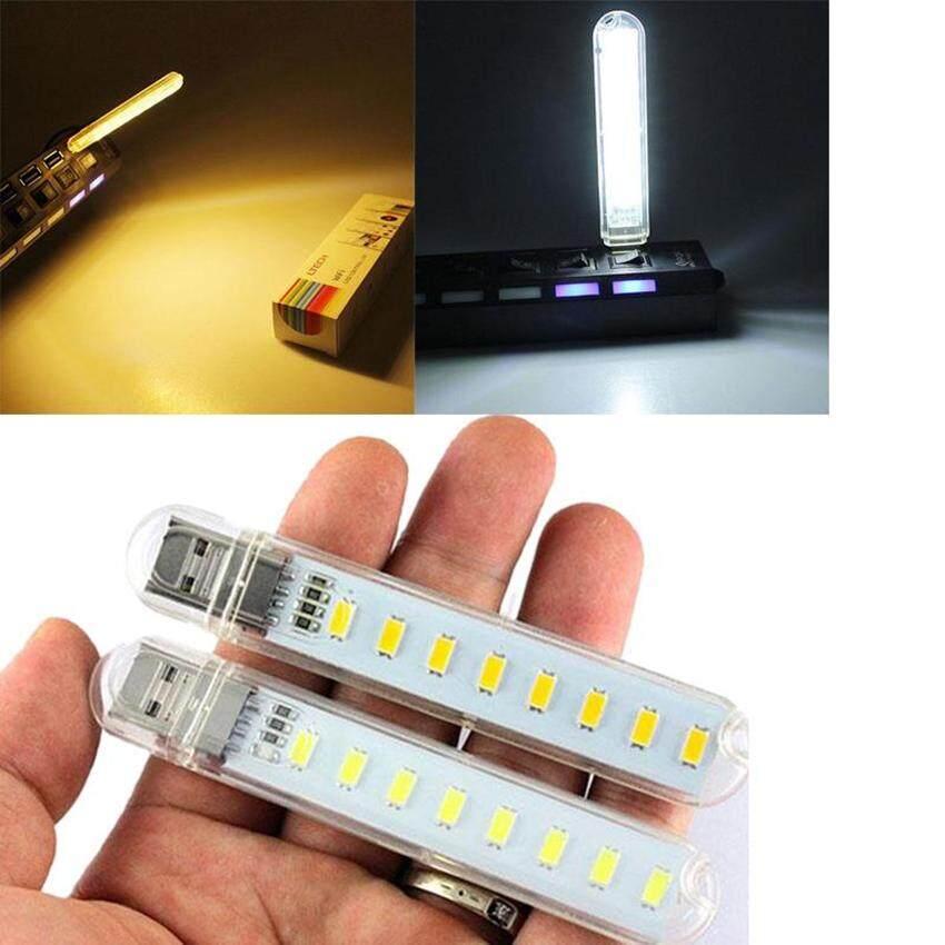 ☄️mini Usb Led Beads Lamp Night Light For Computer Mobile Power Portable Warmwhite.