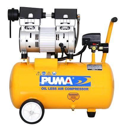 PS-1530 ปั้มลม PUMA เงียบ เบา ไร้น้ำมัน รุ่นใหม่ล่าสุด จาก PUMA ขนาด 24 ลิตร 1แรงม้า ตัวแทนจำหน่าย