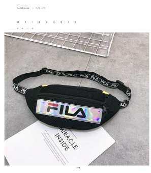 [ พร้อมส่งจากไทย] กระเป๋าคาดดอก กระเป๋าคาดดอกFILA NO 789-