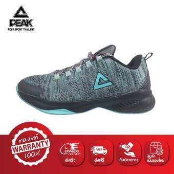 PEAK รองเท้า บาสเกตบอล Basketball shoes พีค รุ่น EW7207A - Grey-