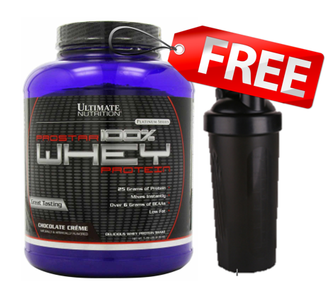 ultimate whey fx