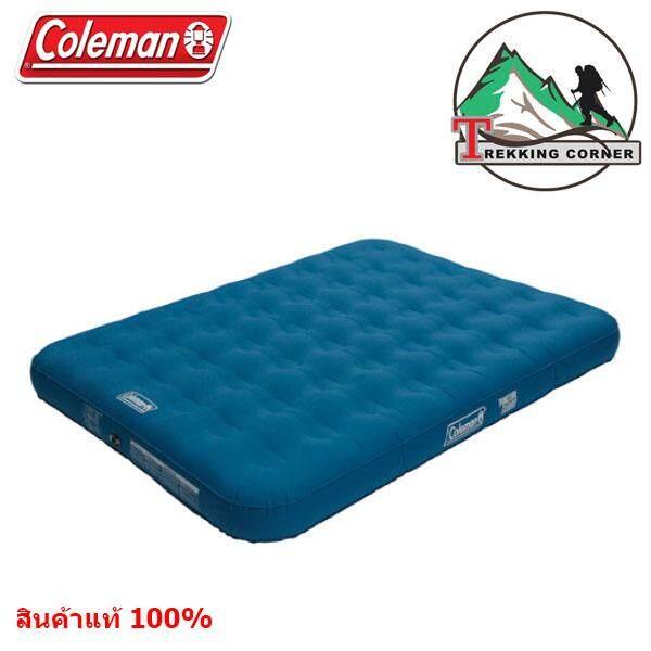 ที่นอน เป่าลม พับเก็บได้ Coleman JP Extra Durable Airbed Double