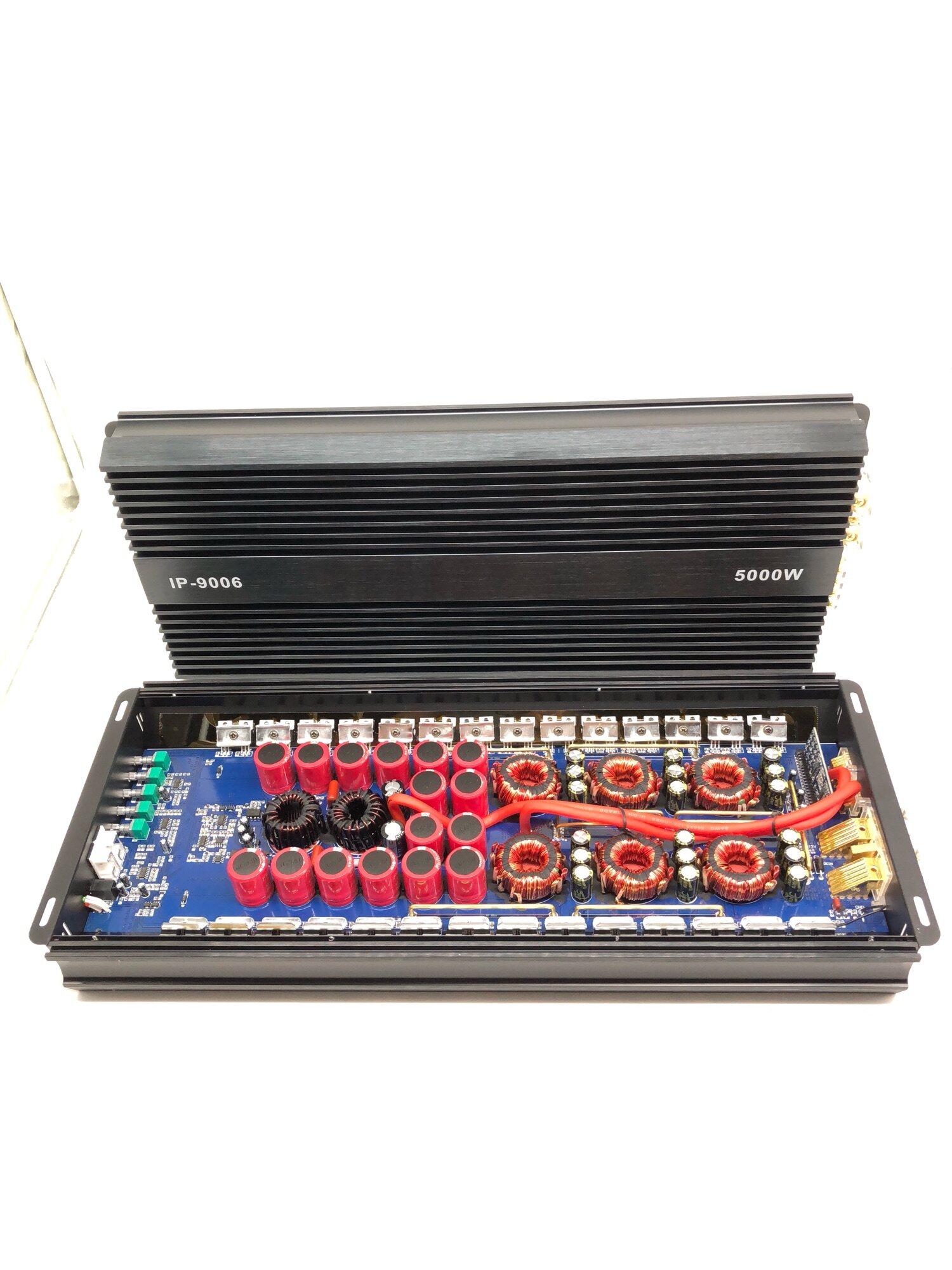 Class D ไฟ6แกน Ip-9006 5000w.