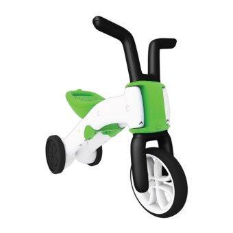 Chillafish Bunzi จักรยานทรงตัว - สีเขียว