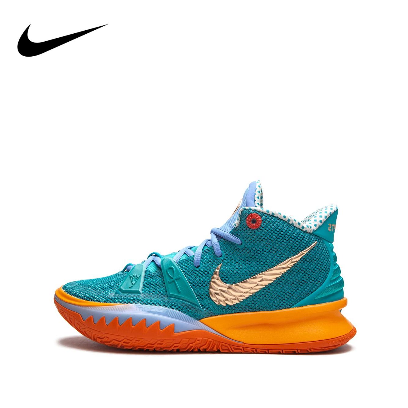 Nike_ รองเท้าบาสเก็ตบอลผู้ชาย Kyrie 7 Concepts Horusรองเท้ากีฬา