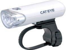 ราคา Cateye ไฟหน้าจักรยาน Hl El135 White