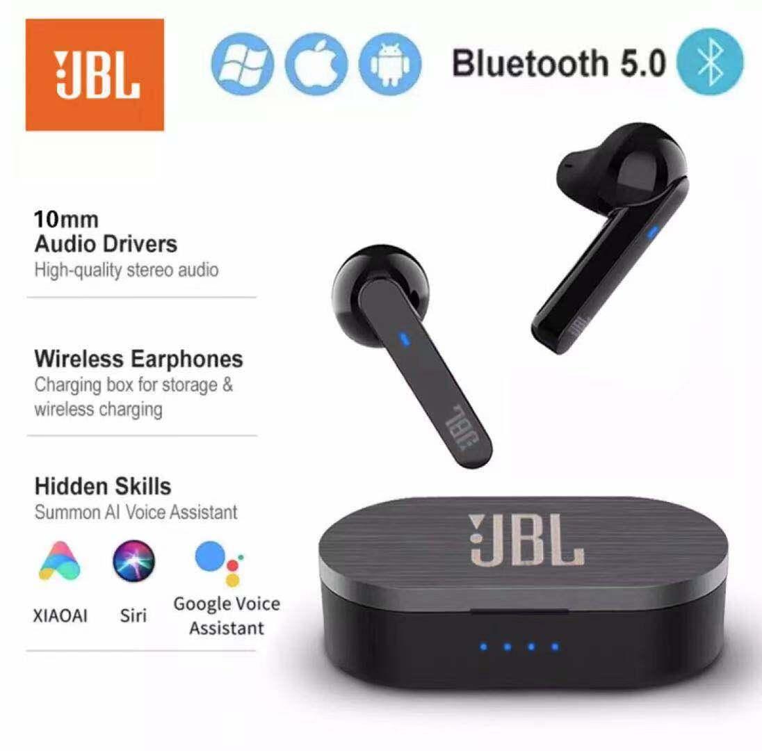 หูฟังไร้สาย JBL_ LIVE 220TWS True wireless earbuds Bluetooth 5.0 Headphones & Headsets Audio, Video & Entertainment Consumer Electronics
