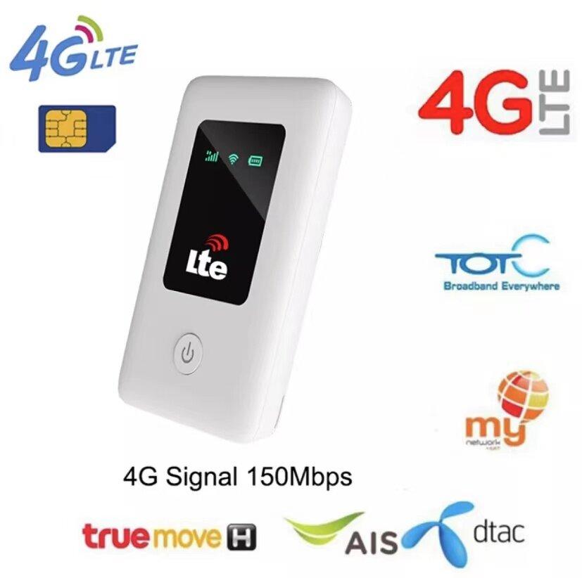 4g Wifiเส้นทางที่แสดง3g 4g Lte Wireless 150mbpsโทรศัพท์มือถือwifi Cat 4 Hotspotโมเด็มปลดล็อคพร้อมกับซิมการ์ดslot.
