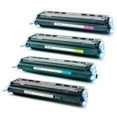 ขาย Lasuprint Hp Color Laserjet 1600 2600N 2605 2605Dn 2605Dtn Cm1015 Mfp Cm1017 Mfp ตลับหมึกเลเซอร์ ชุดประหยัด 1 ชุด 4 สี สุดคุ้ม ออนไลน์ ใน กรุงเทพมหานคร