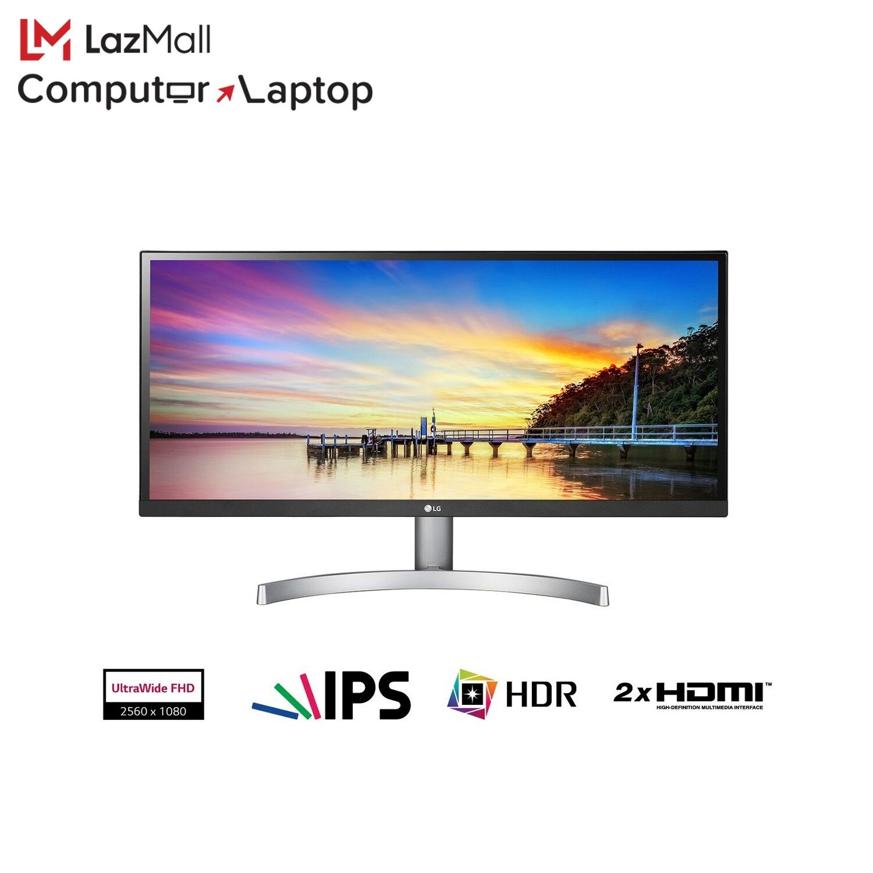 "Lg 29"" 29wk600-W Class 21:9 Ultrawide™ Monitor (2560 X 1080) 75hz Hdr 10 Hdmi&dp Port ( จอคอมพิวเตอร์ )."