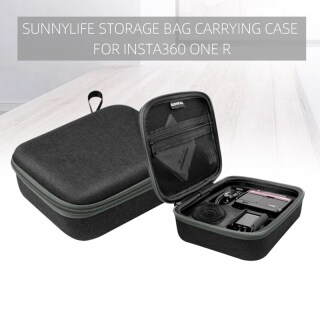 SUNNYLIFE for Insta360 ONE R Panoramic Action Camera Accessories Multi-Function Storage Bag thumbnail