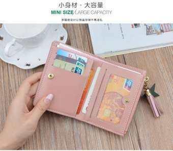 i.QQ กระเป๋าสตางค์ กระเป๋า กระเป๋าสตางค์ กระเป๋าเงินหญิง C-1006-
