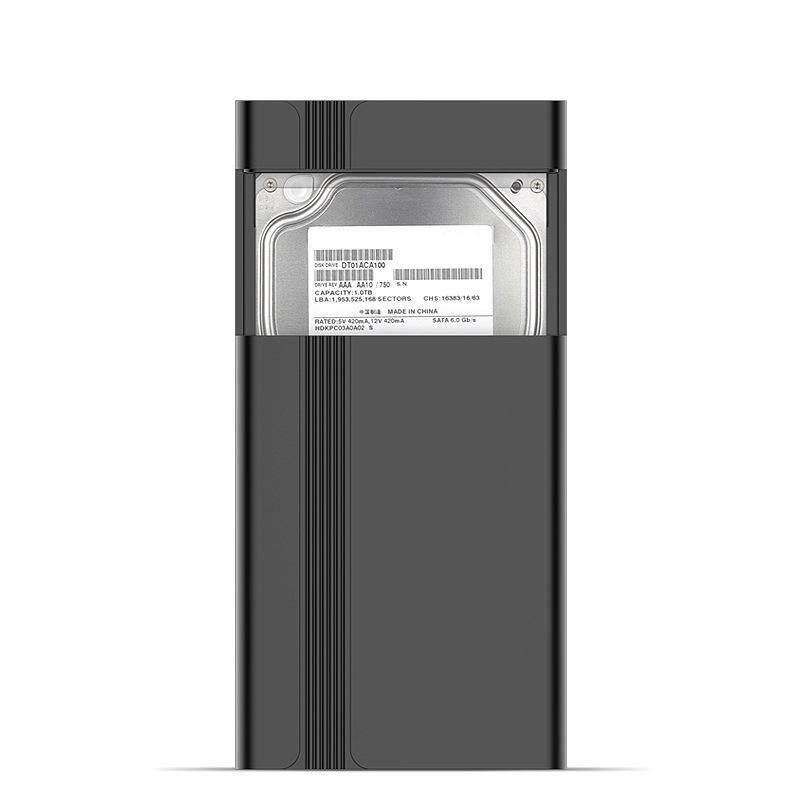 Bảng giá 1G Second Pass Mobile Hard Disk Box USB3.0 2.5 Inch Sata Serial Port Quick Removal Hard Disk Box Mobile Phong Vũ