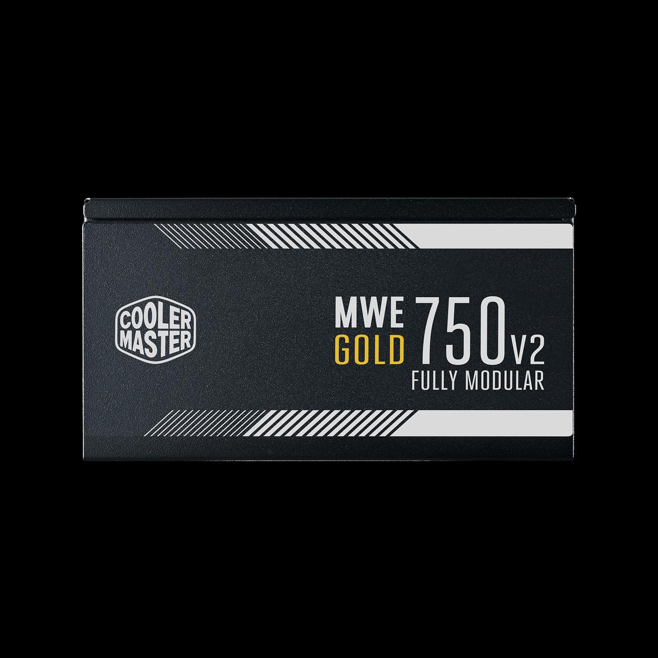 Cooler Master Power Supplies Mwe Gold Fully Modular 750w V2.