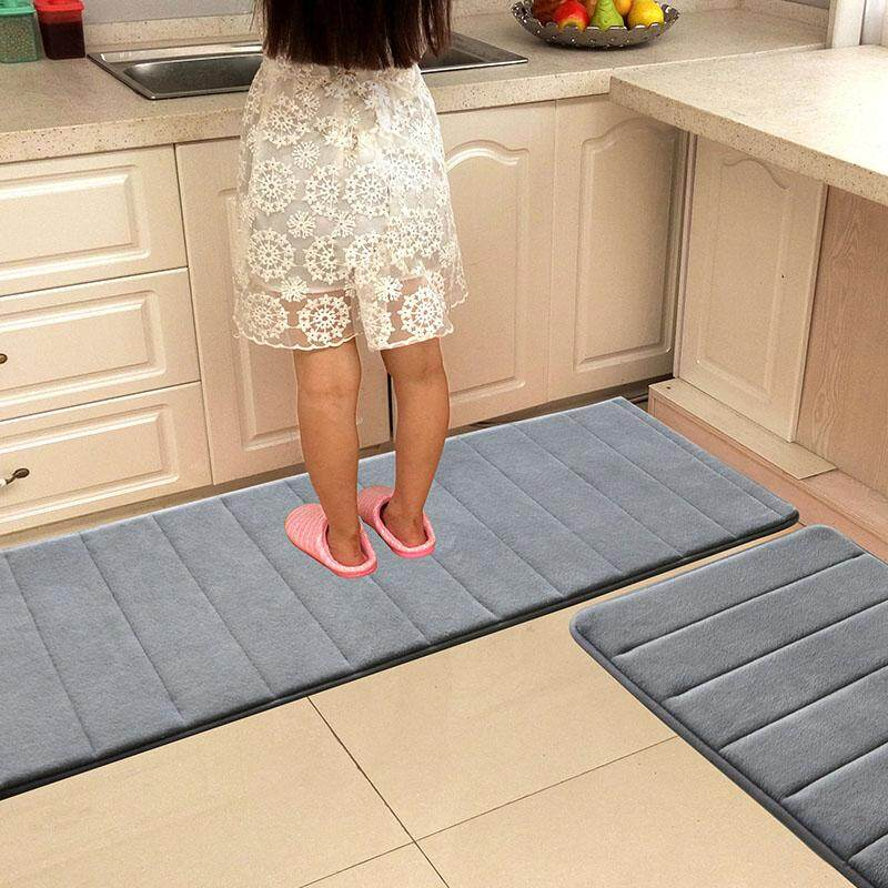 Kitchen anti-slip thicken absorbent mat