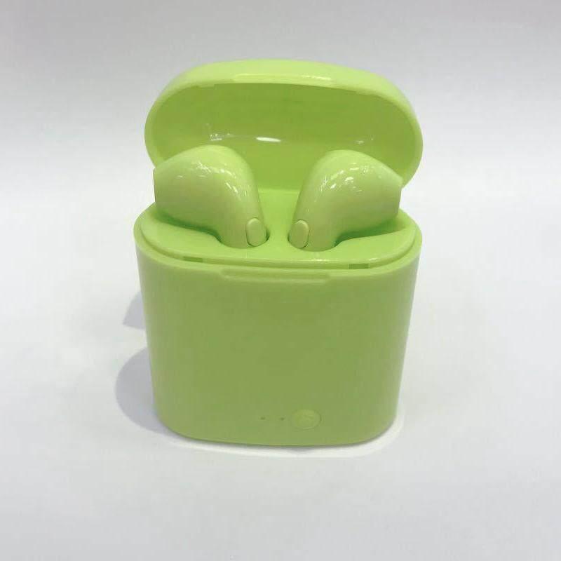 Arcaya I7s Tws หูฟังบลูทูธ Bluetooth แบบคู่พร้อมกล่องชาร์จ ราคาถูก สุดยอดหูฟังยุคใหม่ ดีไซน์ล้ำเทคโนโลยีล่าสุด โปร หูฟัง เอียบัด หูฟัง บูลทูธ หูฟัง สอดหู.