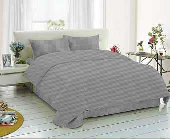 CUSHY ชุดผ้าปูที่นอนกันไรฝุ่น ไม่ขุย นุ่มหลับสบาย ขนาด 6 ฟุต รุ่น EMBOSSED-