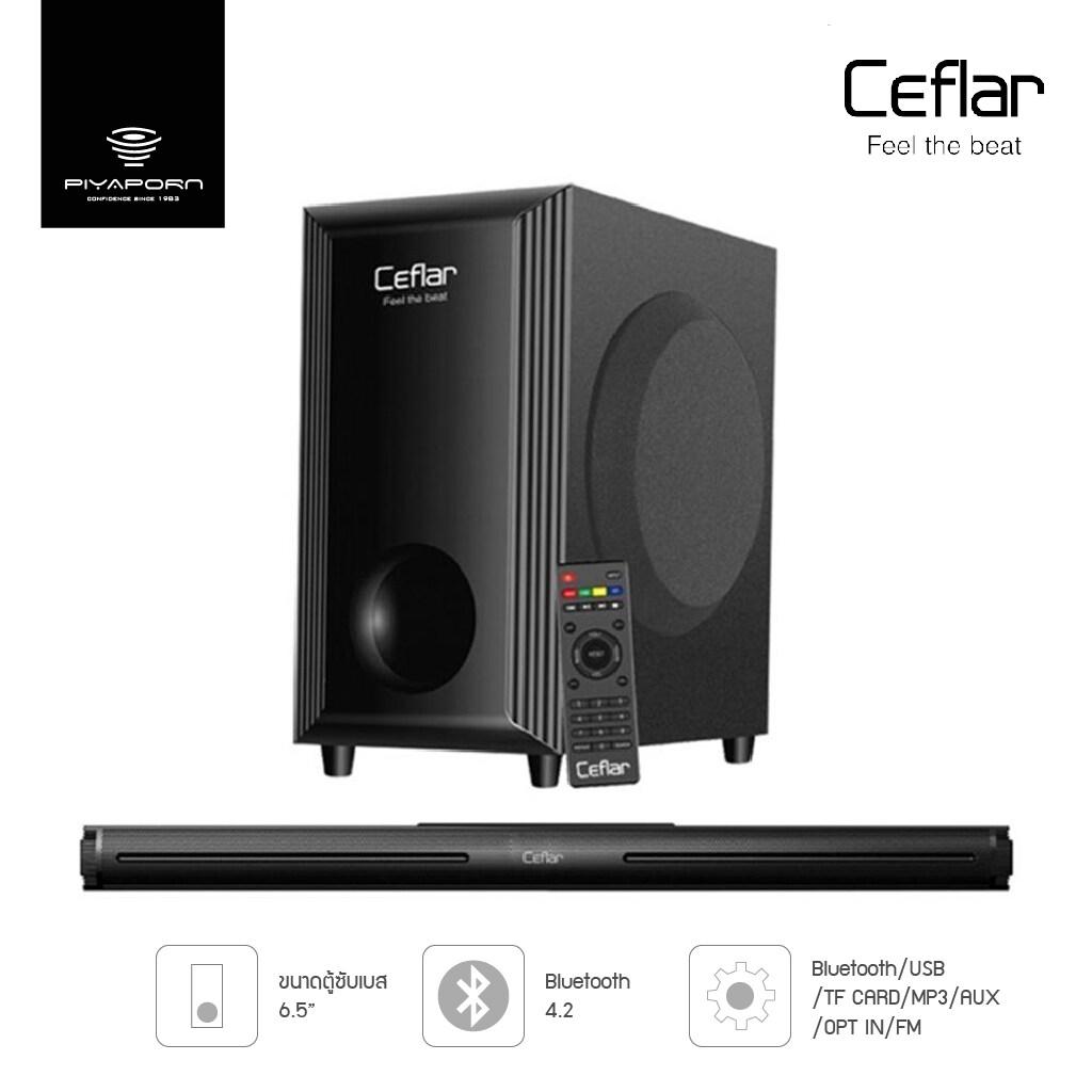 Soundbar Speaker Ceflar M-1211.