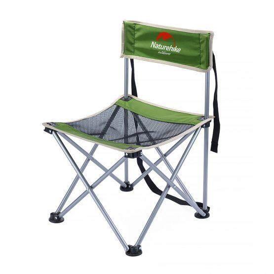 เก้าอี้พับ น้ำหนักเบา Naturehike By Camping Companions.