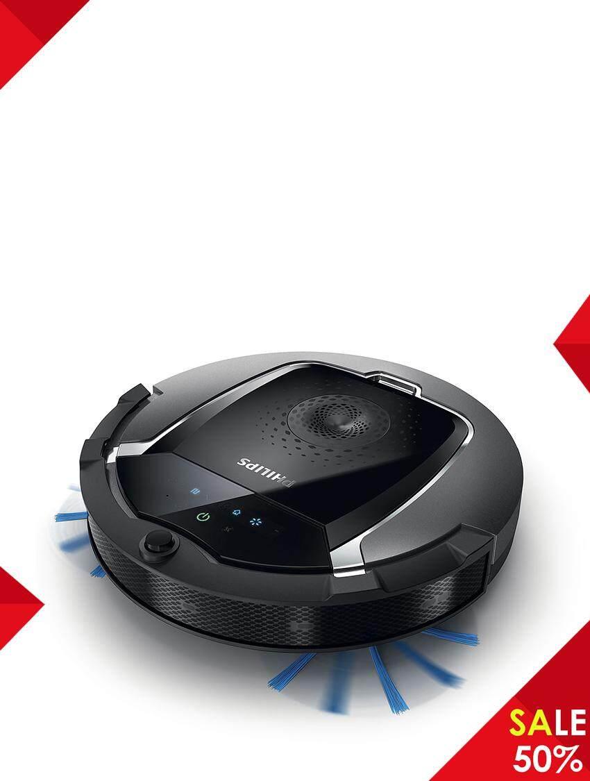 เครื่องดูดฝุ่น PHILIPS หุ่นยนต์ดูดฝุ่น รุ่น FC8822 แข็งแรง ทนทาน รับประกันคุณภาพสินค้า จัดส่งฟรี และ รวดเร็ว