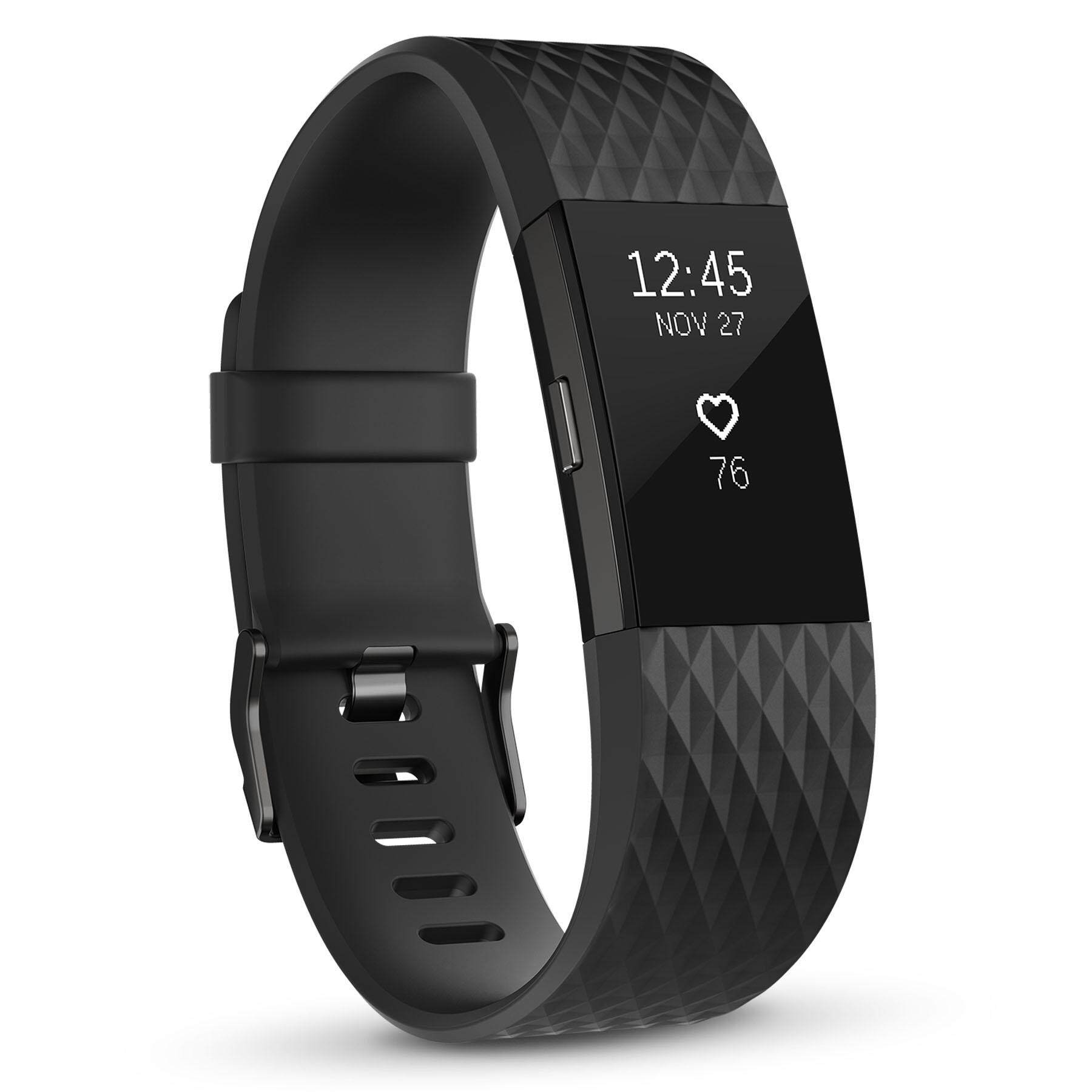 Fitbit Charge 2 Black Gunmetal
