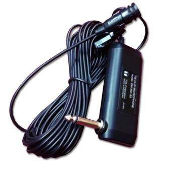 TOA ไมค์โครโฟนหนีบปก รุ่น-EM-360 (สีดำ)-