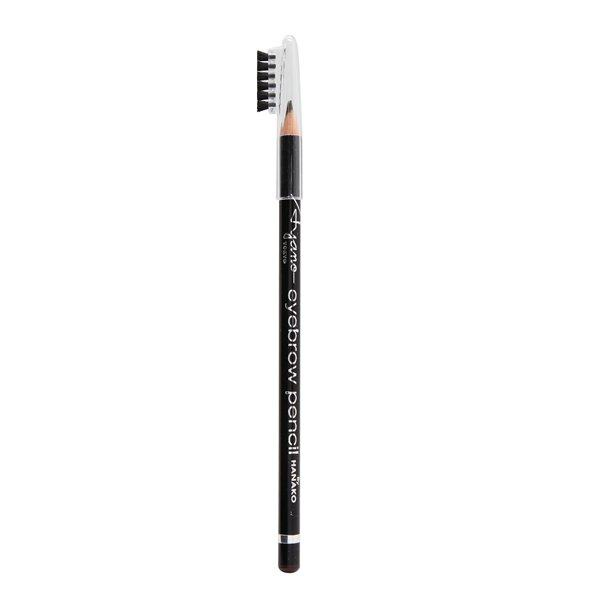 Ayano by Hanako Eye Liner Pencil & Eye Brow Pencil #901 0.78g  (สีน้ำตาลเข้ม)