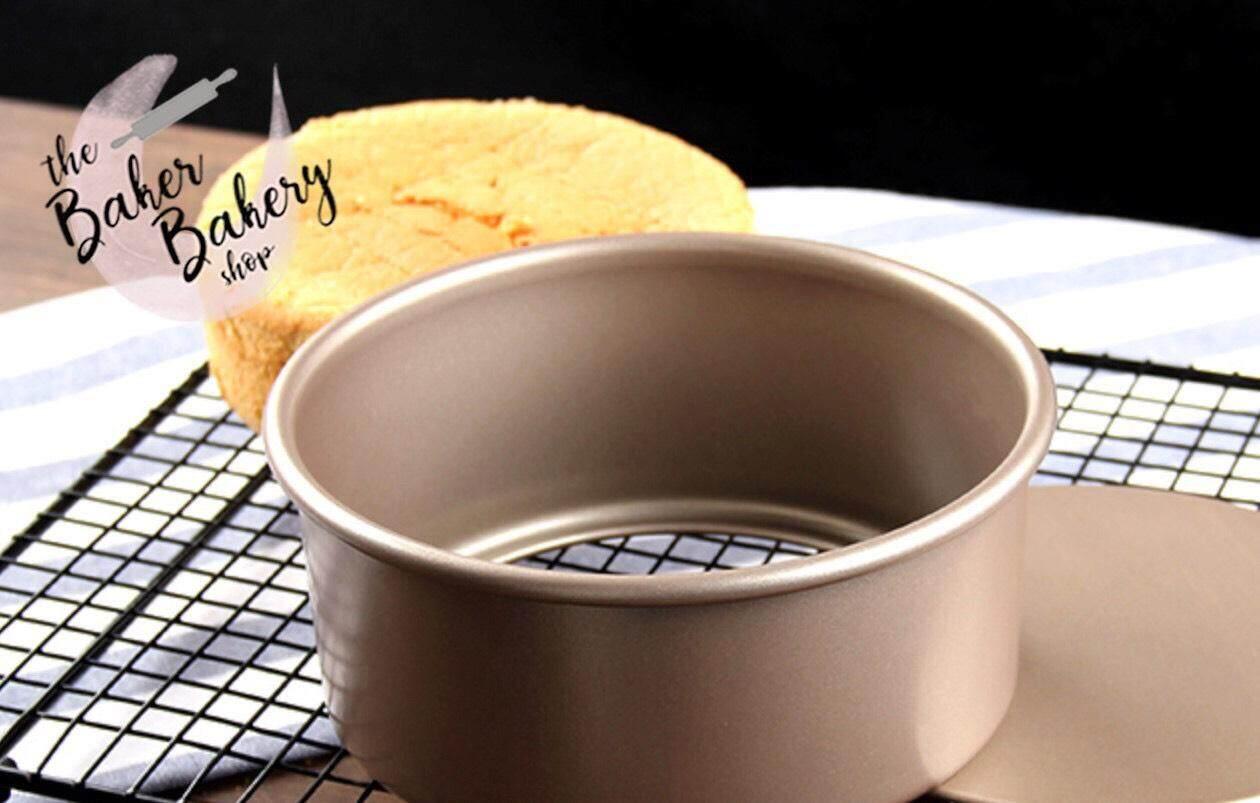 พิมพ์อบขนมเค้กทรงกลมขนาด 2 ปอนด์ By Luftshop.