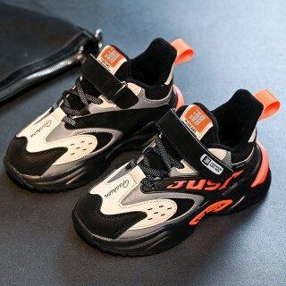 Giày Bé Trai Loại Mùa Đông 2020 Năm Mẫu Mới Mùa Đông Mịn Hơn Dày Hơn Giữ Ấm Bông Giày Trẻ Em Giày Trẻ Em Hai Đôi Giày thumbnail