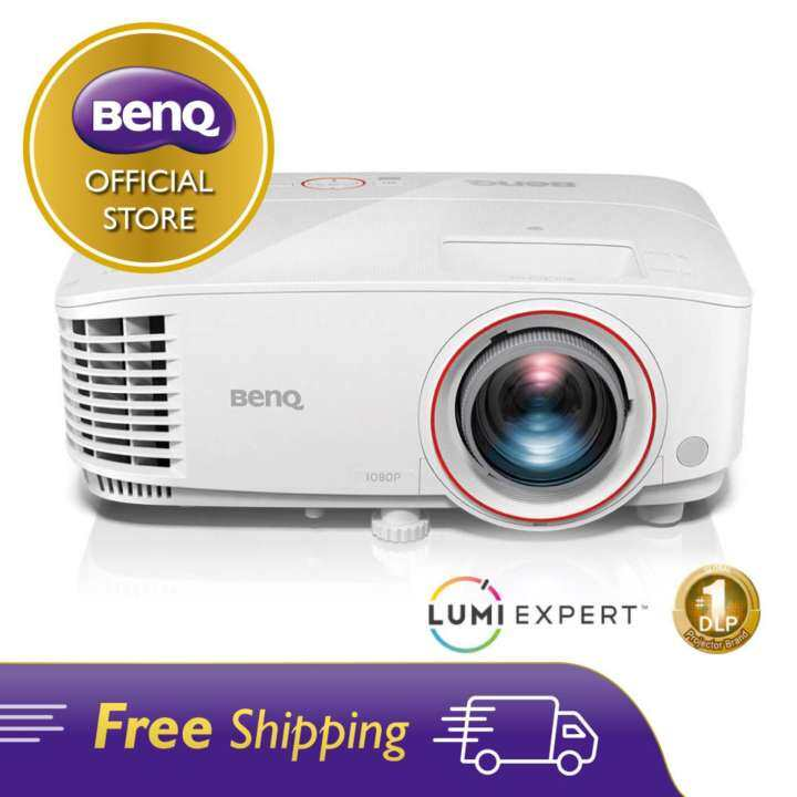 BenQ TH671ST Home Entertainment Projector for Video Gaming