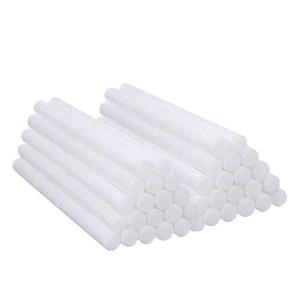 40 Pcs Cotton Humidifier Filters Sticks Humidifiers Cotton Swab Sponges Refill Sticks Absorbent Wicks Replacement Singapore
