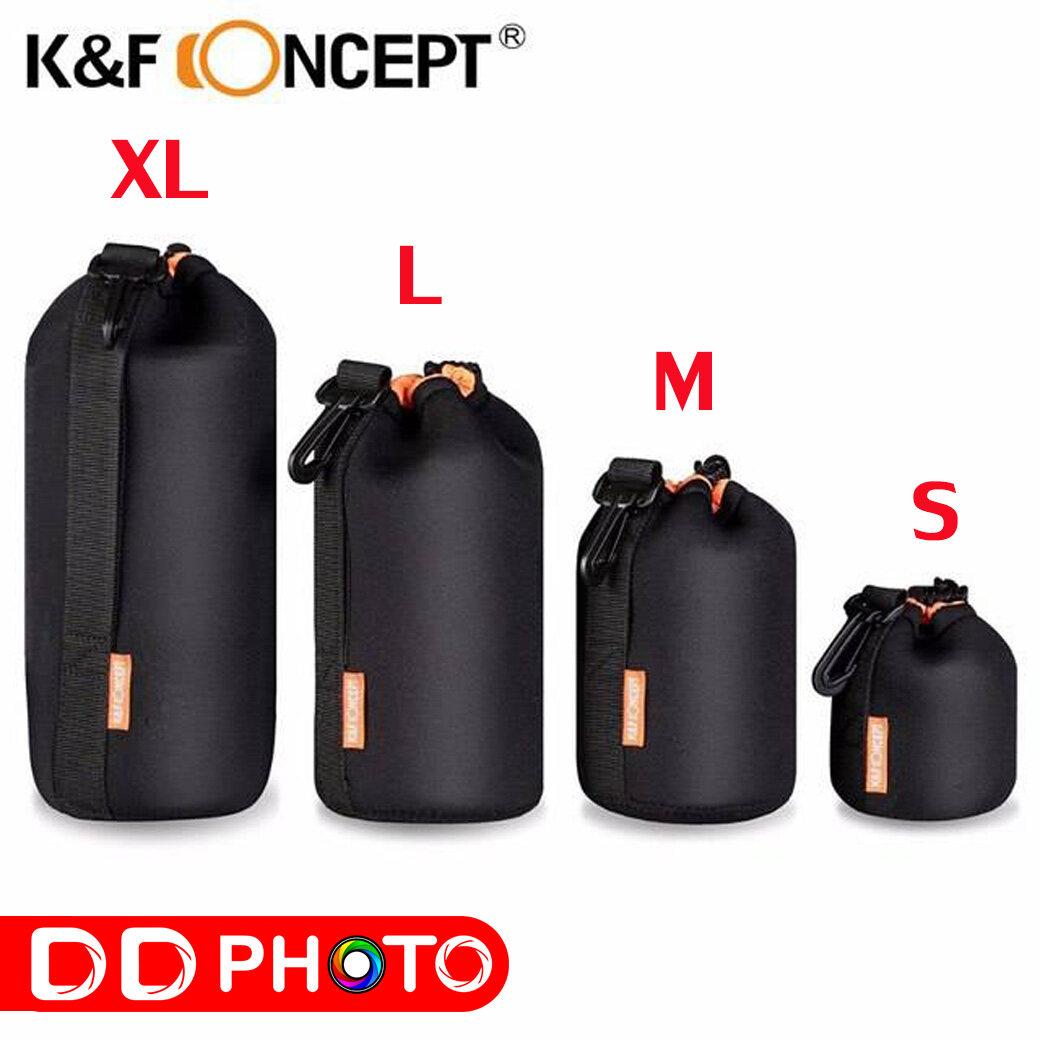กระเป๋าใส่เลนส์กันน้ำกันกระแทก K&f Concapt.