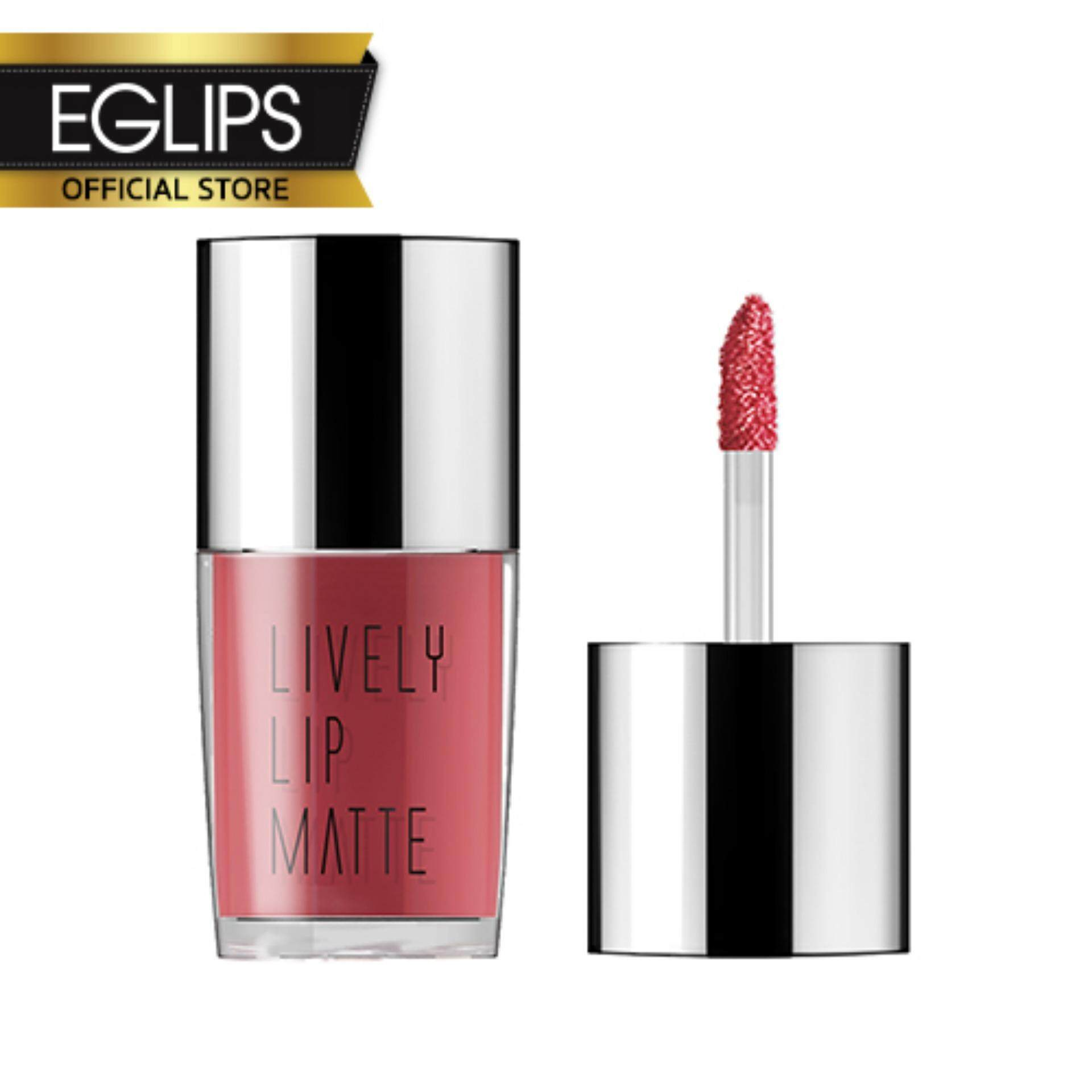 Eglips Lively Lip Matte - LM006 Antique Pinky Matte