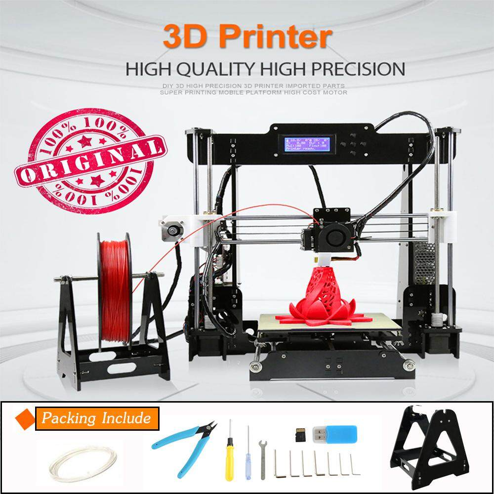 3d Printer Anet A8 Print Size 220*220*240 Mm Affordable Diy(ประกอบเอง) 3d Printer By Print3dpro.net