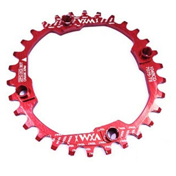 Mua VXM Bicycle Chainwheel Crank 30T 104BCD Cycling Round MTB Bike Chainring Circle Crankset Plate Sprocket
