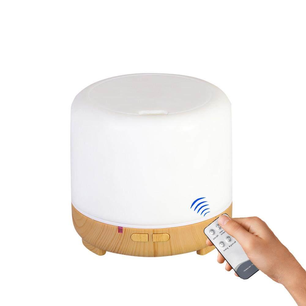 GDAS2359 120 Ml Aromaterapi Humidifier Pengendali Jarak Jauh Minyak Atsiri Diffuser