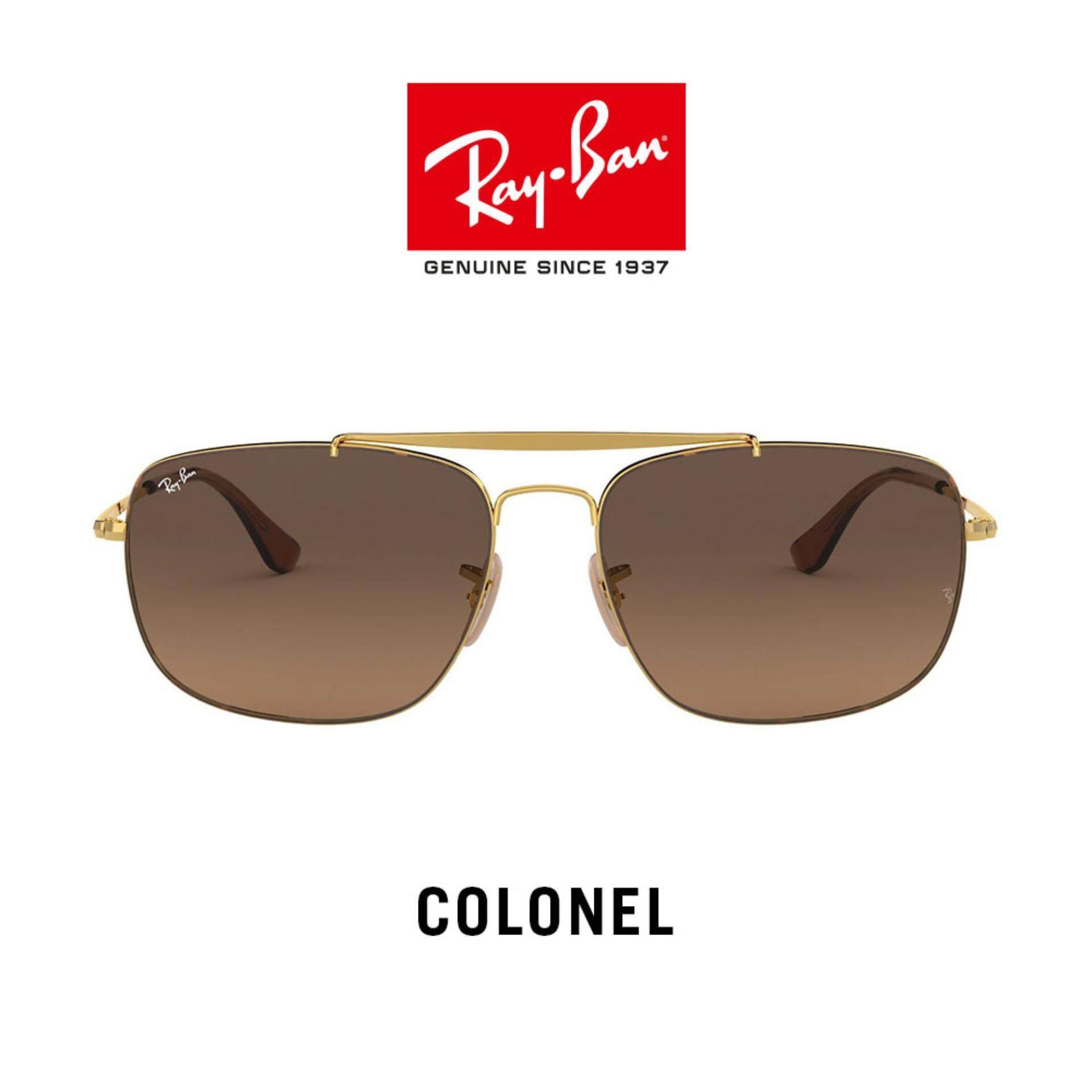 Ray-Ban The Colonel - 0rb3560 910443  แว่นตากันแดด.