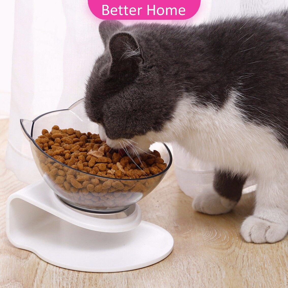 ชามอาหารสัตว์เลี้ยง แบบคู่/แบบเดี่ยว อุปกรณ์สัตว์เลี้ยง Pet Bowl.