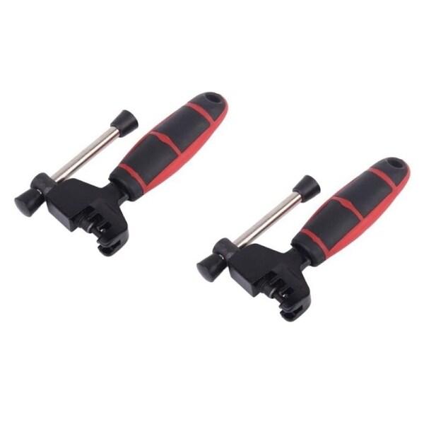 2 Pcs Mountain Bike Chain Cutter Bicycle Chain Distributor Cutter Switch Repair Tool Bicycle Repair Tool Kits